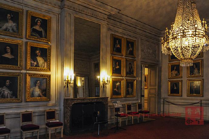 """684-[荷/德/卢自驾]德国/慕尼黑:拥有""""美人画廊""""的宁芬堡宫"""