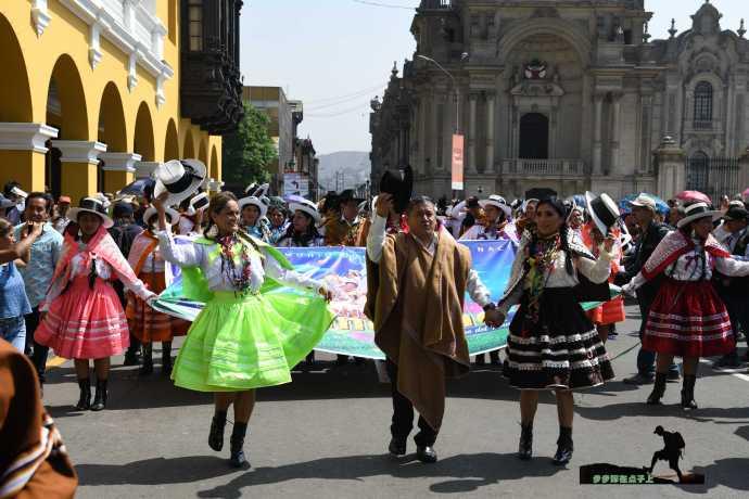 2020春节美洲游记之05:秘鲁利马采风