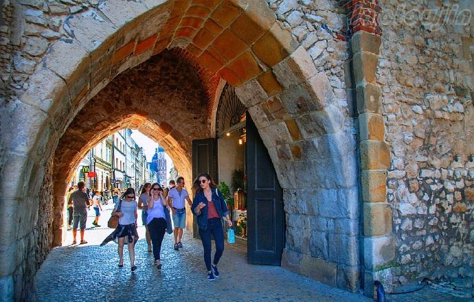 【波兰】中世纪保存下来的最后老城——克拉科夫