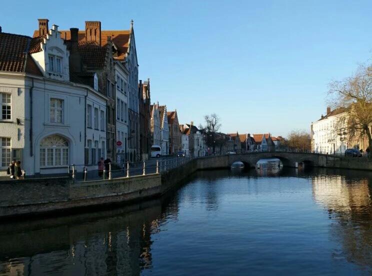 欧洲视界:唯美小城布鲁日