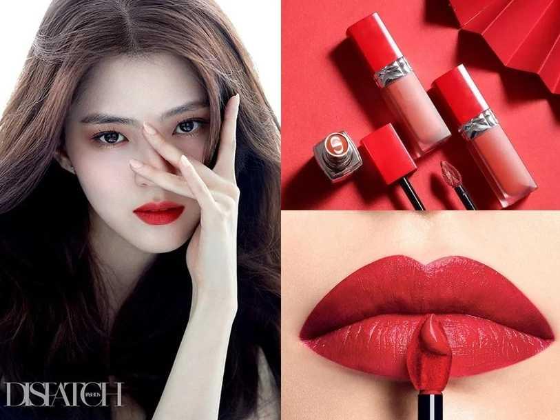 2020韩星御用唇膏特搜,韩素希新代言唇膏引热议!TWICE、BLACKPINK、太妍显嫩的唇膏是这款