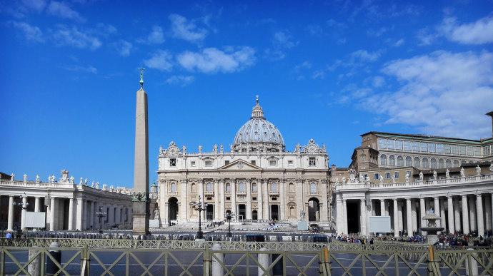 梵蒂冈:圣彼得大教堂