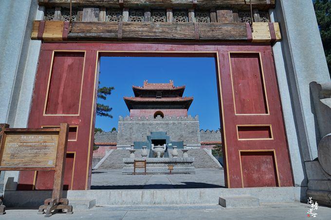 清东陵唯一开放的帝陵地宫,里面极其奢华,充满了神秘和传奇