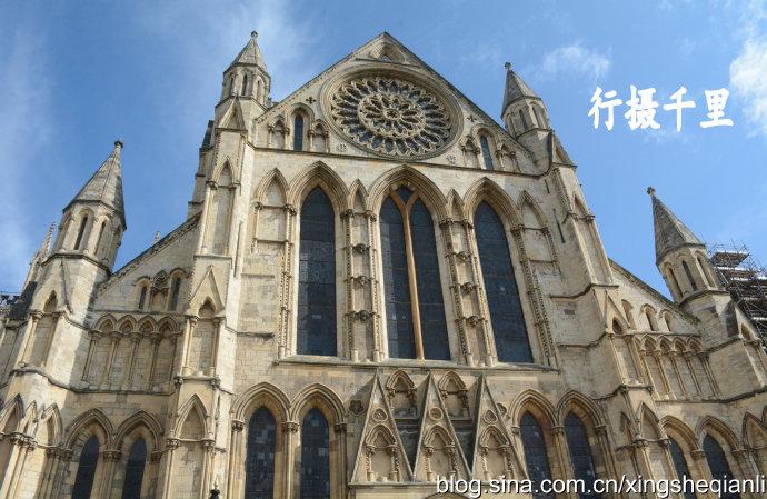 探访欧洲现存最大的中世纪时期的教堂:英国最著名的历史文化名城约克