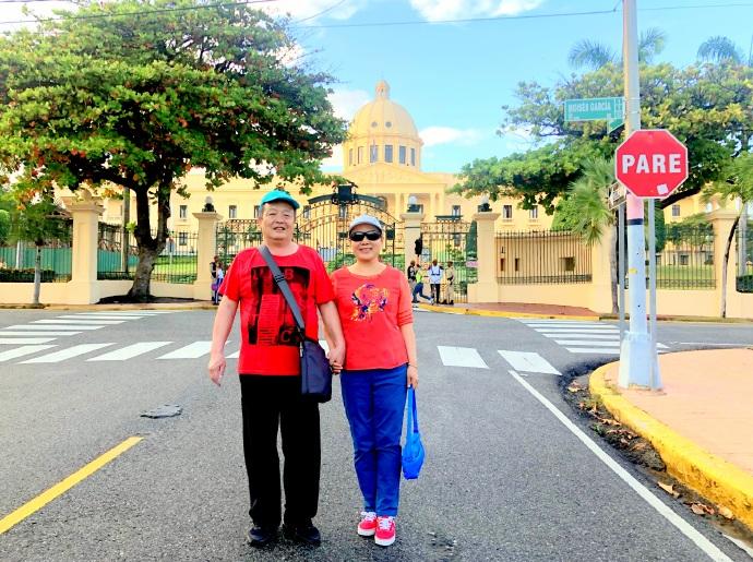 环游加勒比(44)多米尼加总统府和圣多明各老城遗迹