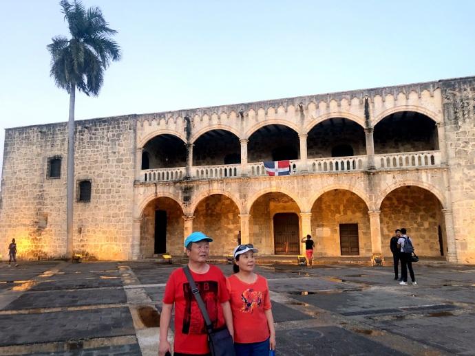 环游加勒比(49)多米尼加·圣多明各老城