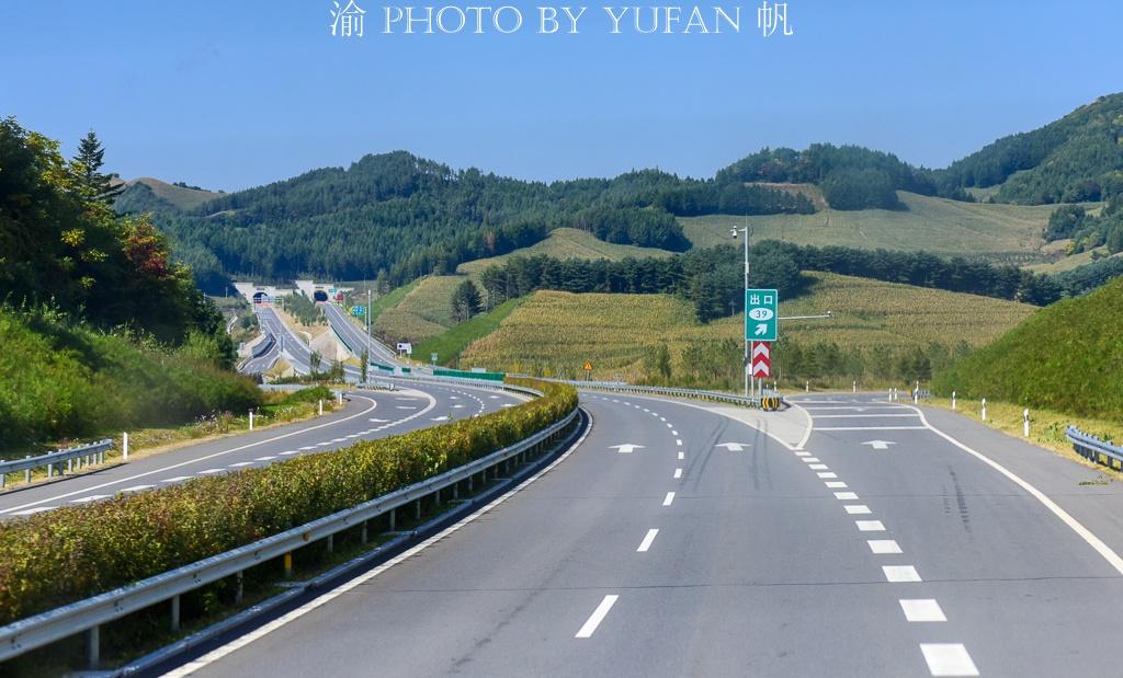 中朝边境之旅:最美风景在路上,窗外风光似画卷,异域风情尽展现