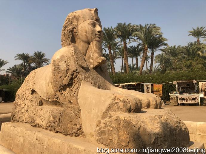 【埃及】最古老的首都孟菲斯讲述着她失落的文明(图)