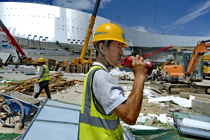 成都建设工地扬尘污染防治工作不到位?这些项目被通报