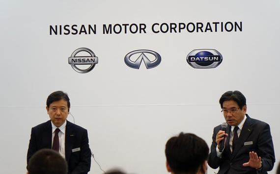 东京车展专访日产高层: 中国的自动驾驶车将从奇骏开始