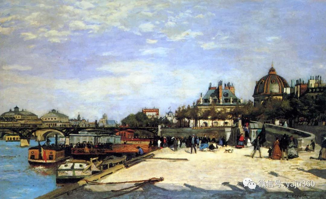 世界著名画家之雷诺阿~油画欣赏