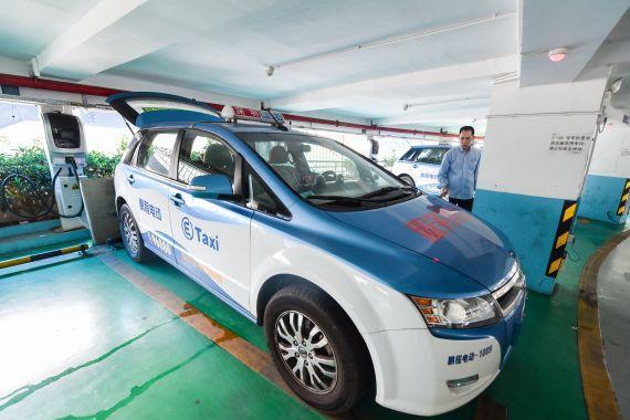出海记 100辆比亚迪新能源车出口泰国 首度采用滚装船运送