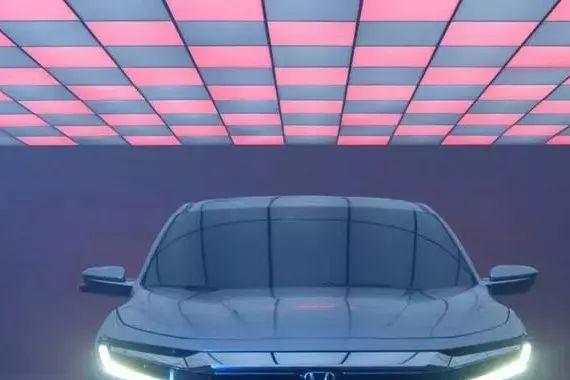 本田新一代Insight官图发布 将亮相底特律车展