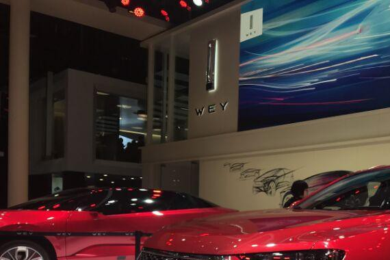 广州车展长城展台最有亮点的最新开户送彩金的平台