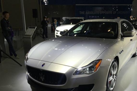 华中国际车展之各种豪华品牌最新开户送彩金的平台