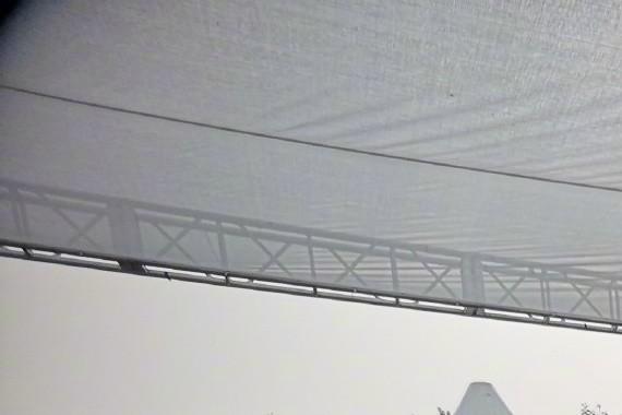 在上周的北京房车展中,我们也看到了东风御风带来的房车底盘