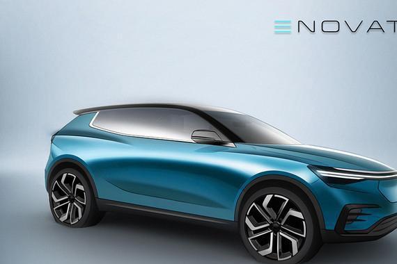 """又一辆""""PPT新能源车"""",极具未来科技感,量产时间未知"""