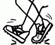跑步基础知识(4)----跑鞋的选择,鞋带的打发,跑鞋的保养