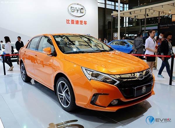 艾瑞泽7PHEV能否打破秦与e550对插混轿车的垄断?
