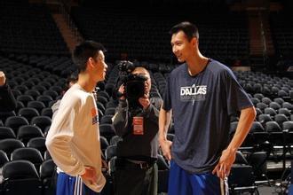 贵人相助?易建联重回NBA能有多大作为 全看这一人!