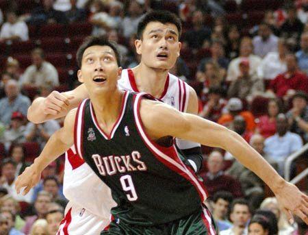 从初尝奥运到NBA阿联用了3年,周琦需要几年
