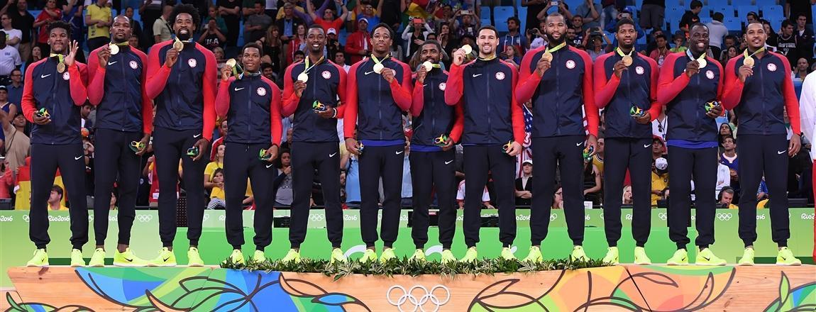 马刺或成里约奥运会最大赢家