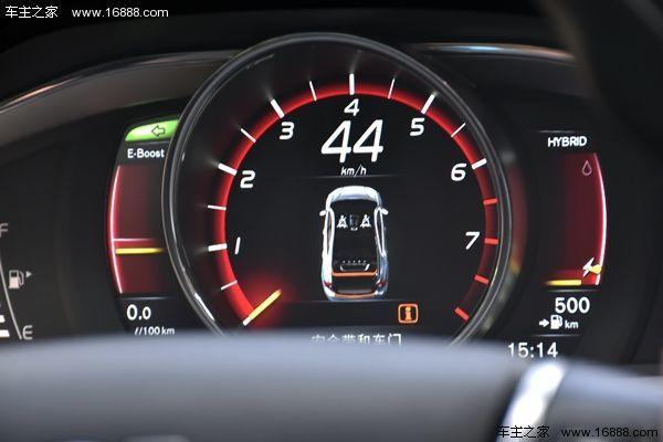 披着羊皮的狼 沃尔沃S60L混动版试驾评测