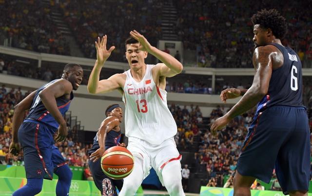 里约奥运之后,男篮两将或再难入选国家队,昔日天才内线在列