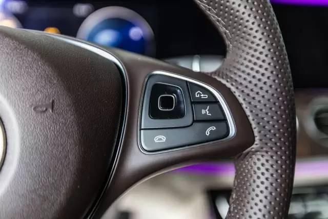 十张图带你抢先体验全新奔驰E-Class长轴距版的亮点