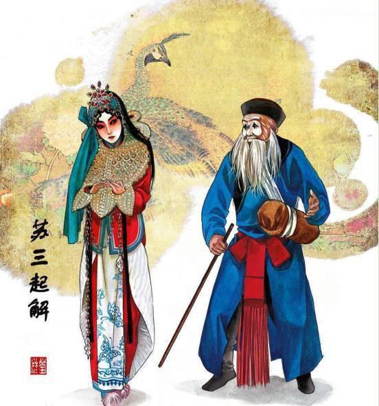 Image result for 苏三起解 京剧