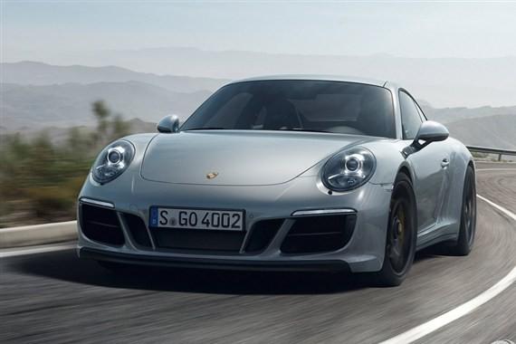 保时捷新款911GTS上市 售161万-184.4万元