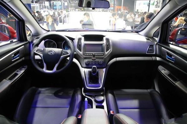 长安睿行S50配置曝光 将于广州车展上市