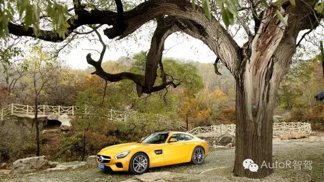 试驾丨AMG GT S在那片秋叶落地之前已绝尘而去