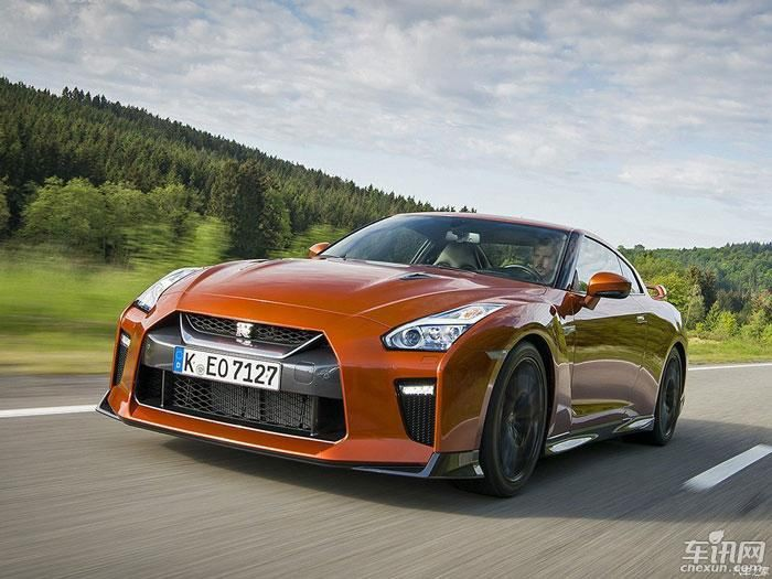 2017款日产GT-R将在广州车展首发