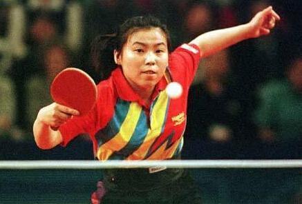 1988年汉城奥运会,陈龙灿和韦光晴拿的双打帮助中国图片