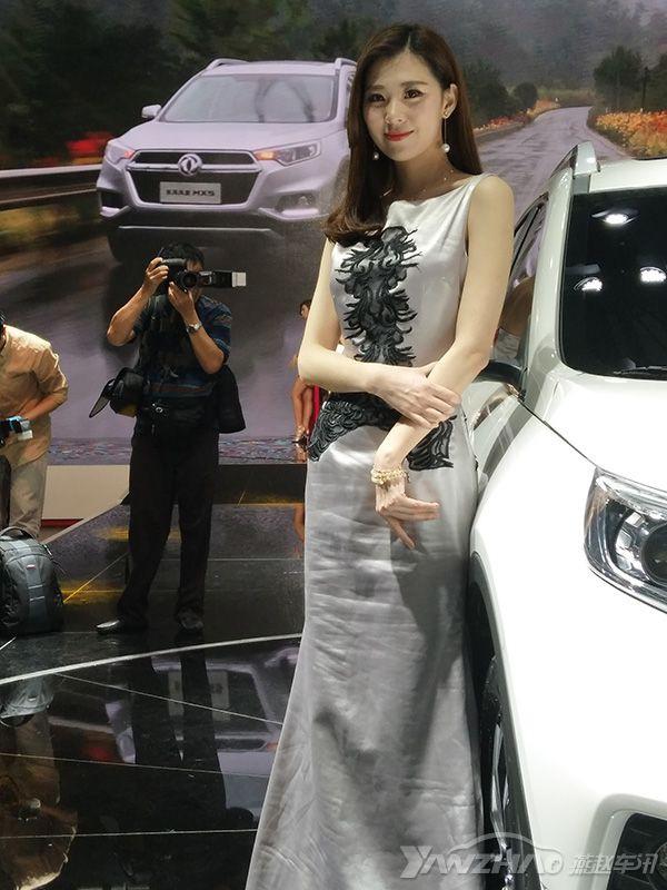 告诉你2016年三大国内车展 究竟哪家的车模最给力!