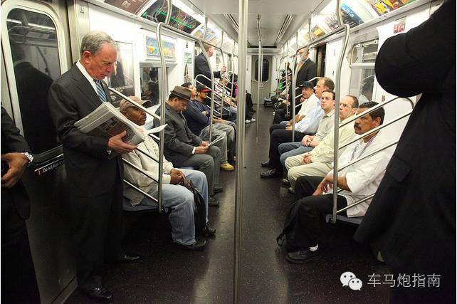 身家千亿堪比李嘉诚确每天挤地铁上班座驾仅是雪佛兰