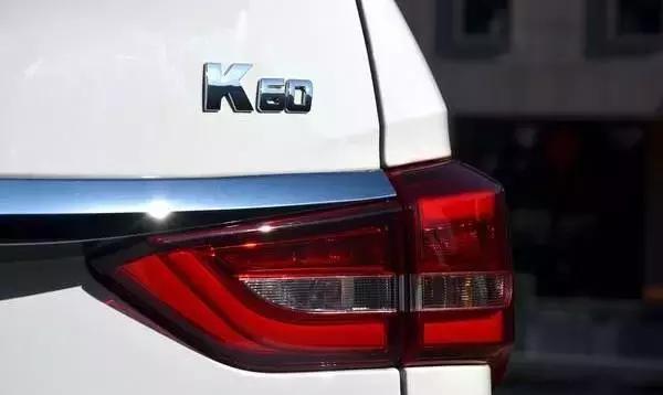 讲真!第二排让我想起GL8 试驾开瑞K60