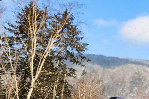 万万没想到,10万出头的家用SUV也能在冰雪上撒欢!