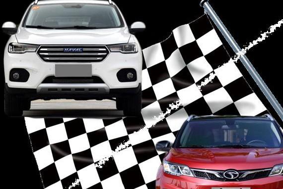 都是7-10万自主品牌超值的小型SUV 哪款更值得买?