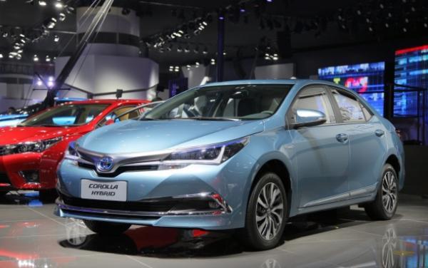 抓住先机,一汽丰田2016销量将达到65万辆