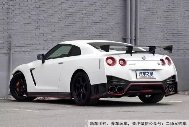 相信这文章没人看|土豪才买得起新款上市的GT-R
