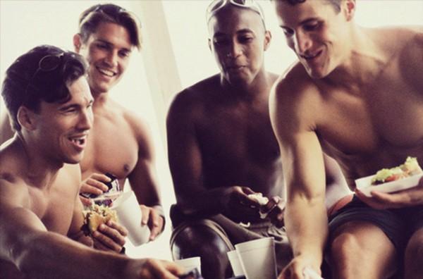 饮食上不把好关,那么健身中你流的汗不过是作秀而已