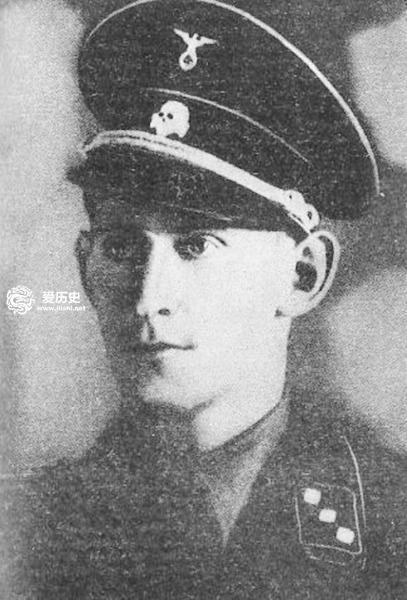 开车毒气车到处杀人的纳粹党卫军特遣队