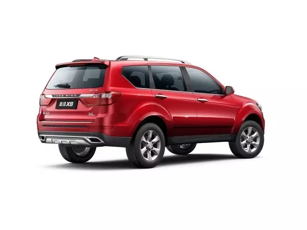 """哈弗H8、大迈X7、陆风X8…一大波新款国产""""顶级""""SUV即将亮相!"""