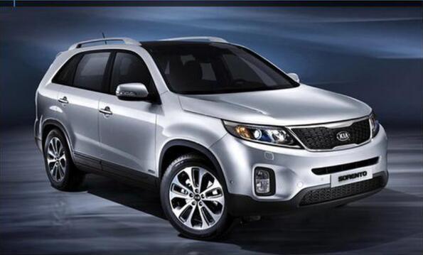 广州车展—全新7座SUV 东风悦达起亚KX7广州车展首发