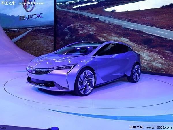 广州车展上这些新能源汽车最装B