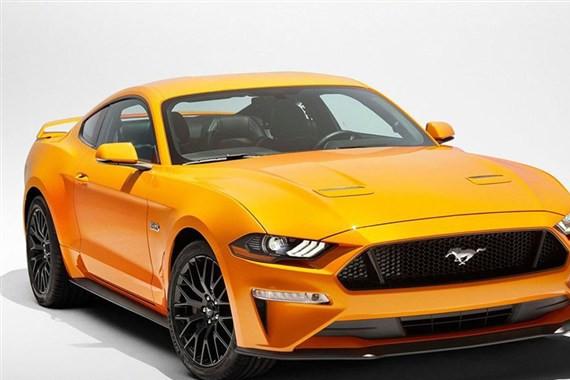 新款Mustang GT动力曝光 <em>最大功率</em>350<em>kW</em>