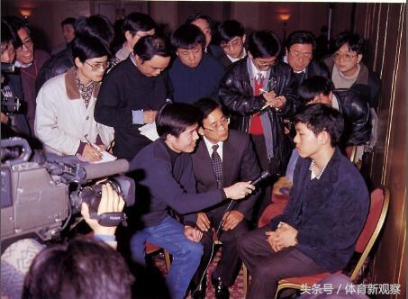 马晓春生涯中最为心寒的一局 韩国棋院放跑李昌镐?