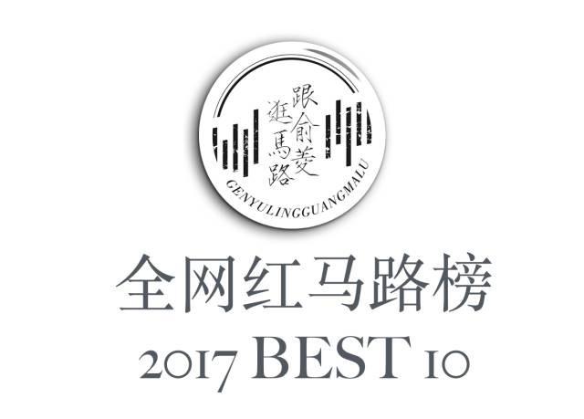 2017全网红马路榜:巨鹿路最不能错过的上海潮店